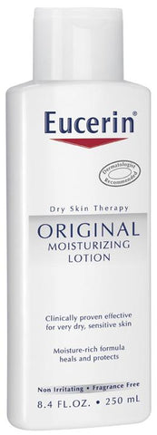 Eucerin Skin Care Lotion by Beiersdorf Inc