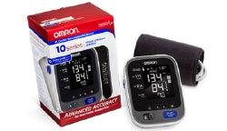 Blood Pressure Monitor 10 Series™ Desk Model Arm 1-Tube w/Cuff by Omron