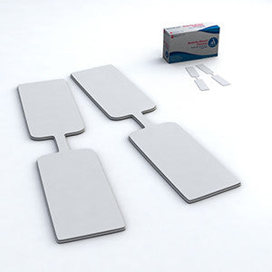 Bandage Butterfly Wound Closure Strips Sterile by Dynarex