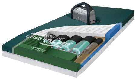 Mattress Bed PressureGuard® Custom Care® Convertible Non-Powered Pressure Redistribution by Span