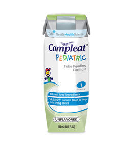 Compleat® Pediatric Peptide 1.5 & 1.0Formula 250ml by Nestles