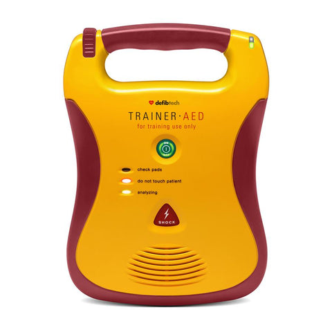 AED Defibrillator Training Defibtech Standalone Cannot Defibrillate