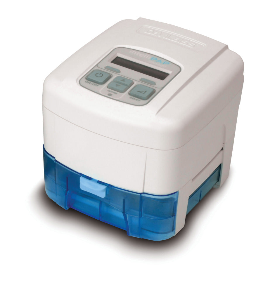 CPAP INTELLIPAP® AUTOADJUST® with SmartFlex® Exhalation Technology, Heated Humidifier by Drive