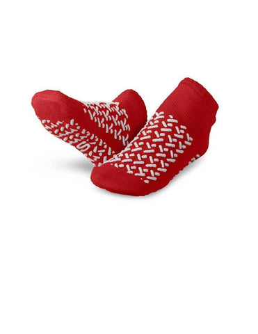 Slippers Fall Prevention Red Double Tread FitWear™ Safety Footwear by Alba
