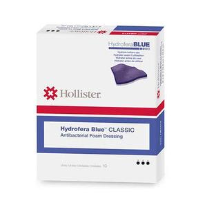 Dressing Foam No Adhesive Sterile Hydrofera Blue® by Hollister