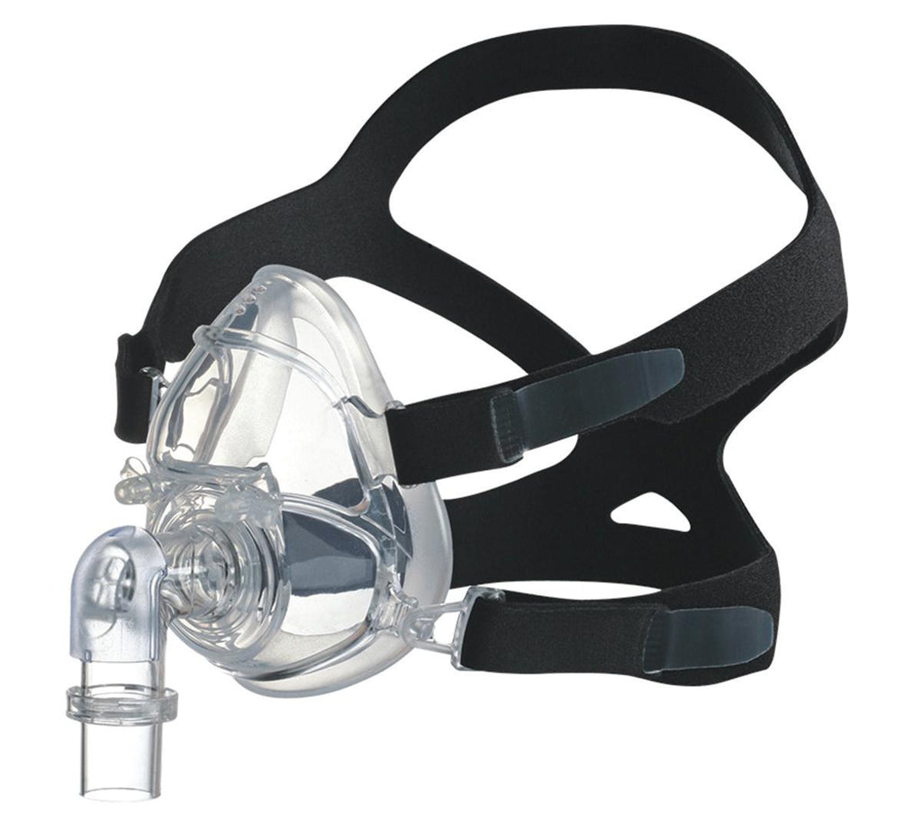 CPAP BIPAP Full Face Mask Silicone by Sunset Healthcare Solutions