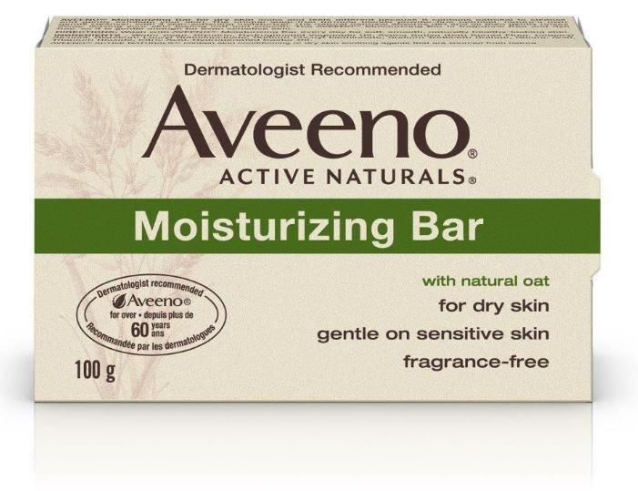 Soap Bar Moisturizing 3oz Avenno Wrapped by Johnson & Johnson