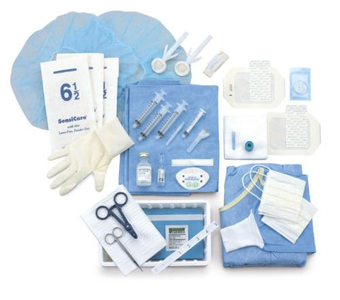 Kit Central Line Dressing Sterile w/Chloraprep by Owens & Minor