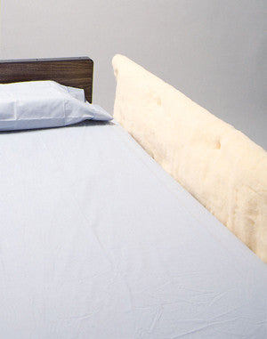 Pad Side Rail Bed Synthetic Sheepskin by Skilcare