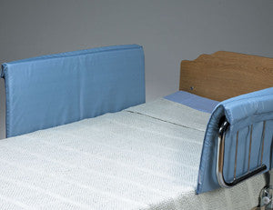 Pad Side Rail Bed Half Size by Skilcare