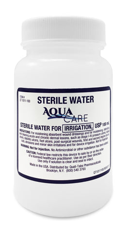 Water for Irrigation 0.9% Sterile by Gericare