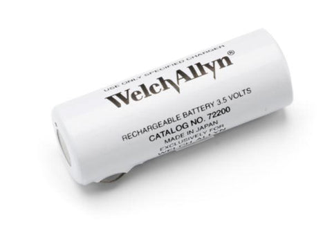 Battery 3.5 V Nickel-Cadmium by Welch-Allyn