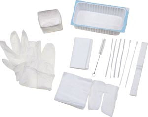 Tracheostomy Care Kit AMSure® Sterile by Amsino