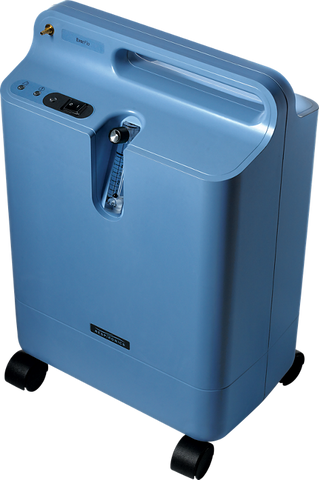 Oxygen Concentrator No OCI Everflo 5 Liters by Respironics