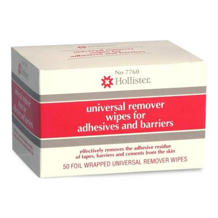 Wipe Adhesive Remover for Adhesives and Barriers by Hollister