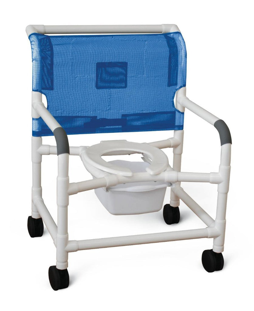 Chair Shower Bariatric Basic by MJM