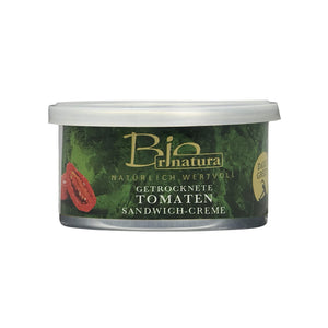 Rinatura Organic Sandwich-Cream Dried Tomatoes 125g