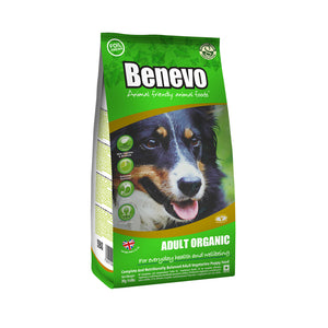 Benevo Organic Vegan Adult Dog Food 15Kg