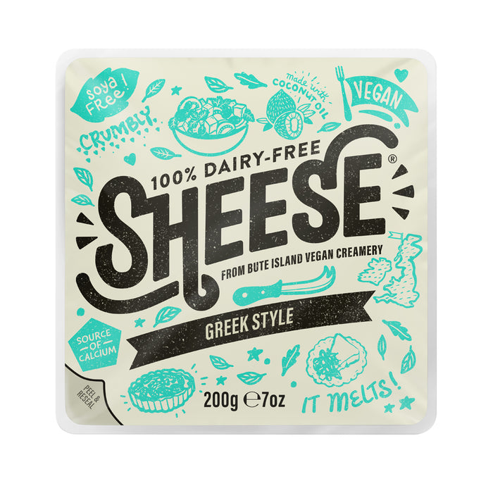 Sheese Greek Style 200g