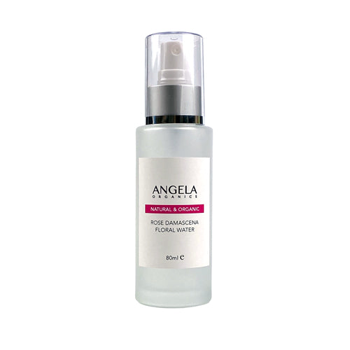 ANGELA's Organic Rose Damascena Floral Water