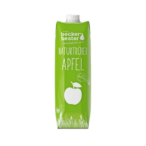 Beckers Bester Apple Juice - cloudy 1L