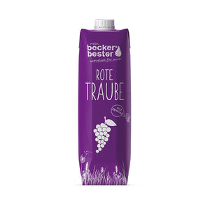 Beckers Bester Red Grape Juice - 1000ml