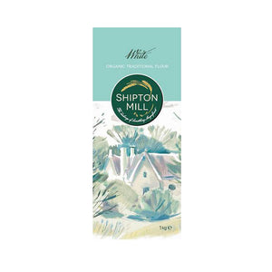 Shipton Mill Organic Traditional White Flour 1Kg