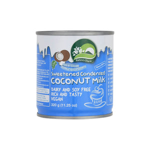Nature's Charm Vegan Sweetened Condensed Coconut Milk 320g