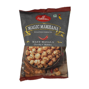 Haldiram's Roasted Fox Nuts - Mast Masala 30g