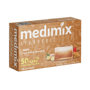 Medimix Vetiver Soap 125g