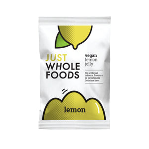 Just Wholefoods Veg Lemon Jelly Crystals 85g