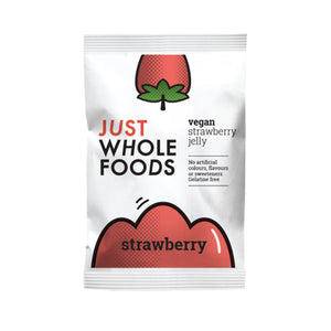 Just Wholefoods Vegan Raspberry Jelly 85g
