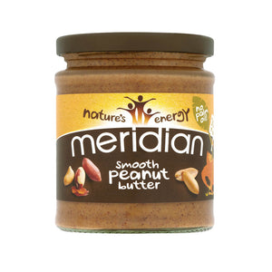 Meridian Smooth Peanut Butter 280g