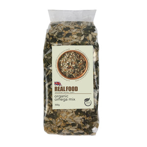 Real Food Organic Omega Mix 500g
