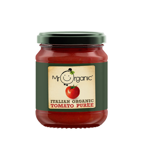Mr Organic Tomato Puree (Concentrate) 200g