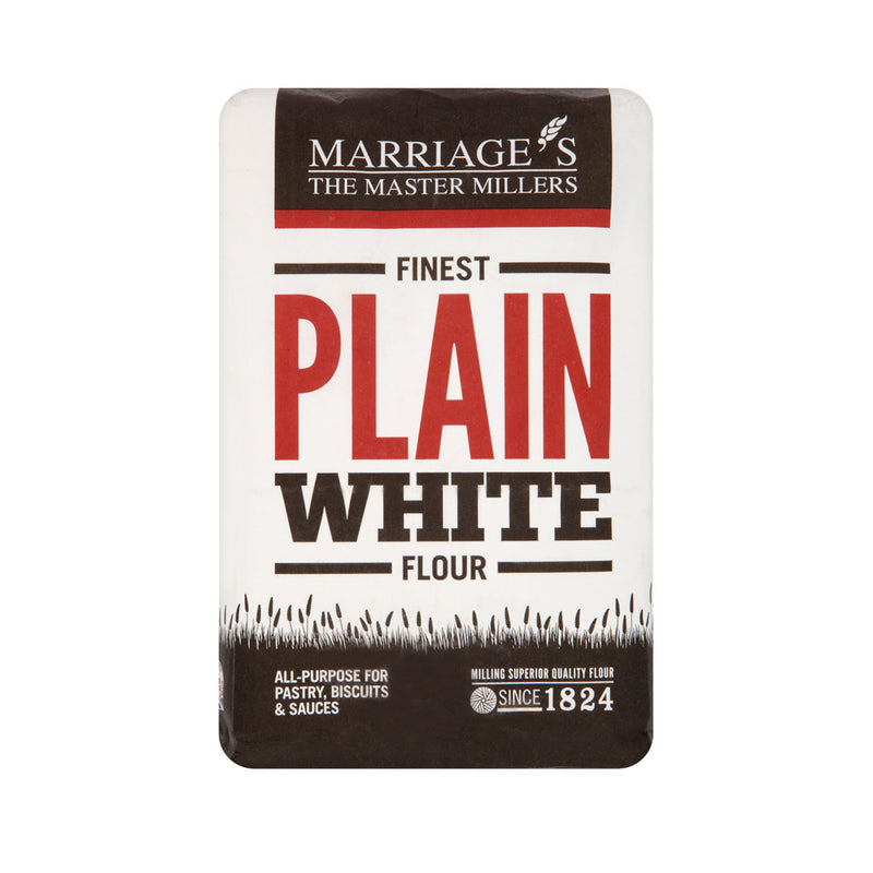Marriage's Organic Plain White 1kg