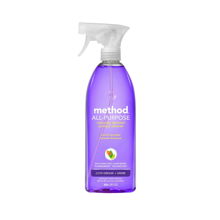 Method Lavender Multi-Purpose Spray 828ml