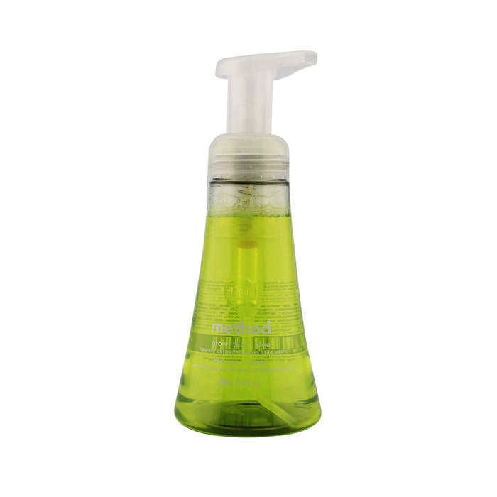Method Foaming Handsoap Green Tea & Aloe 300ml