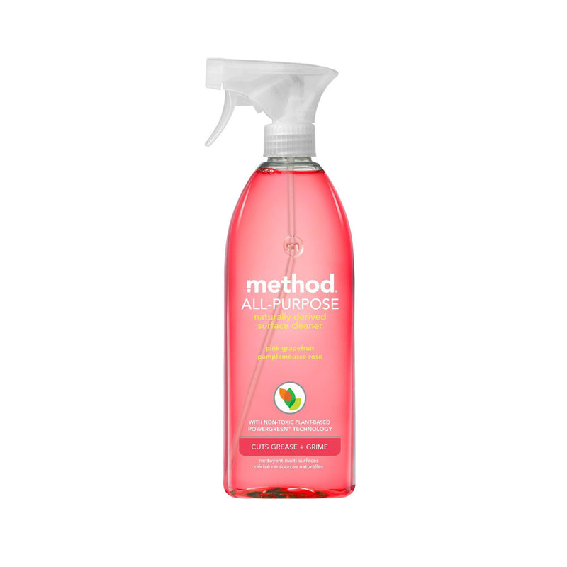 Method Pink Grapefruit Multi-Purpose Spray 828ml