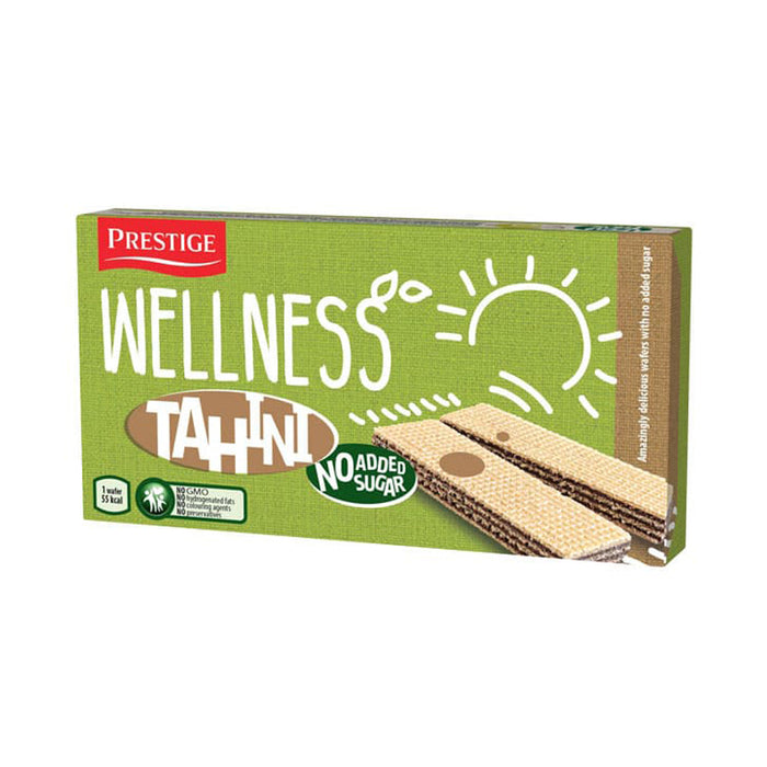 Prestige Wellness Sugar Free Wafer with Tahini 135g