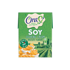 OraSi Soy Cooking Cream 200ml