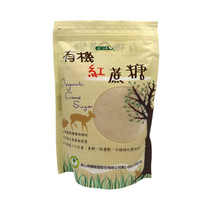 Natural Organic Cane Sugar 500g