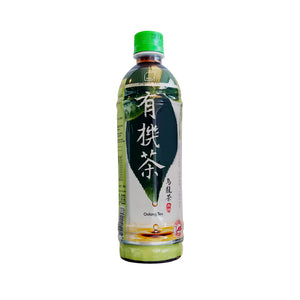 UGE Organic Oolong Tea (Sugar Free) 595ml