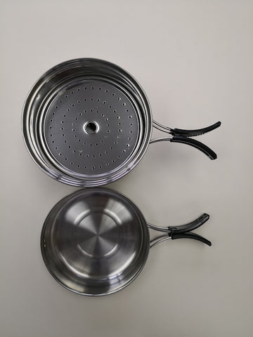 JIADA 2 PIECE STAINLESS STEEL Kitchenware Set