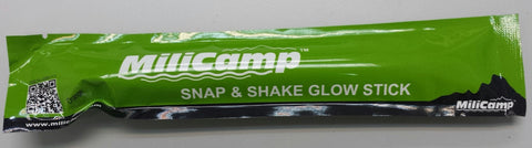 MILICAMP Snap & Glow Sticks