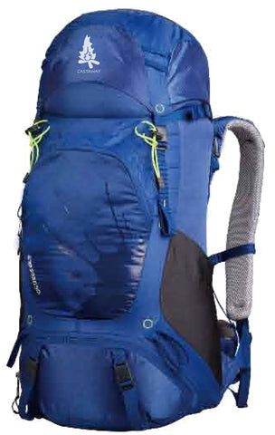 CASTAWAY VICTORIA Rucksack with Rain Cover.  45 LITRE