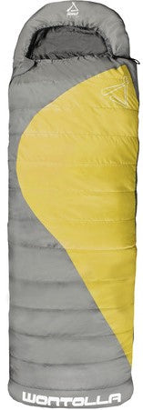 ST WONTOLLA Sleeping Bag Grey/Green