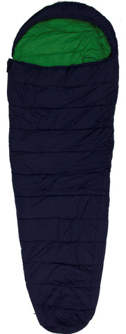 CASTAWAY ROBL Sleeping Bag. Royal Blue