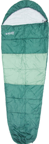 SPRINT CAMEO Sleeping Bag.   Green