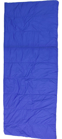 CASTAWAY GEESI Sleeping Bag.  Royal Blue